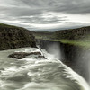 Gulfoss Waterfall # 1,  South Iceland