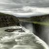 Gulfoss Waterfall # 1,  South Iceland