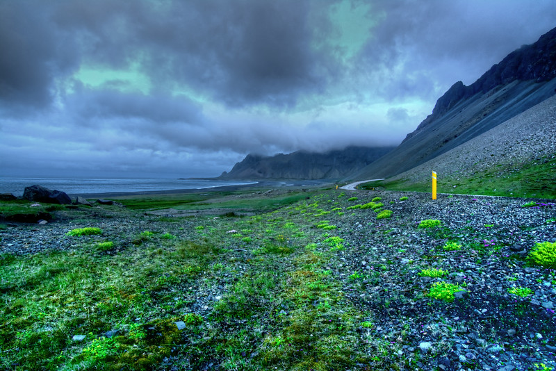 Evening, South Iceland