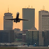 Delta 414 departs Boston for JFK. N942AT