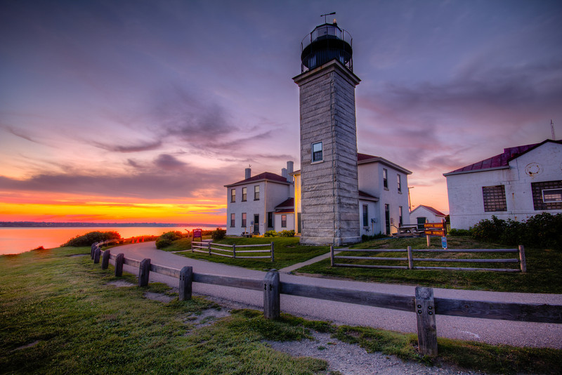 Beaver Trail Lighthouse