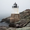 Castle Light , Rhode Island.