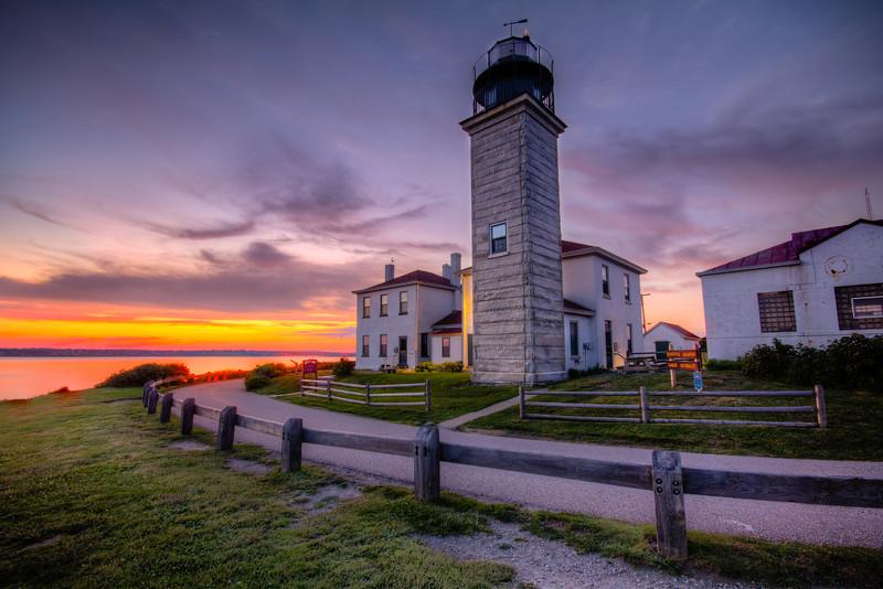 Beaver Trail Lighthouse