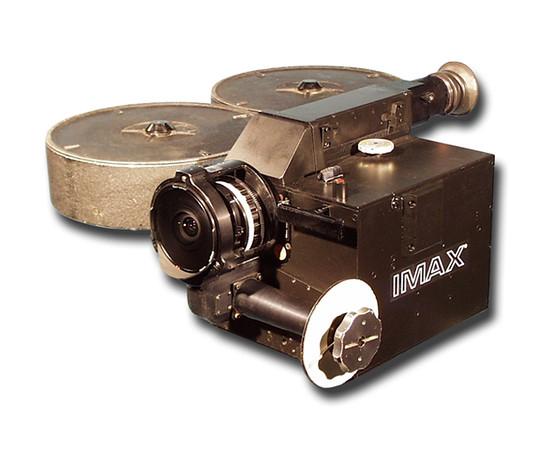 IMAX Mk II with follow focus, 1000' mag and 30mm fisheye