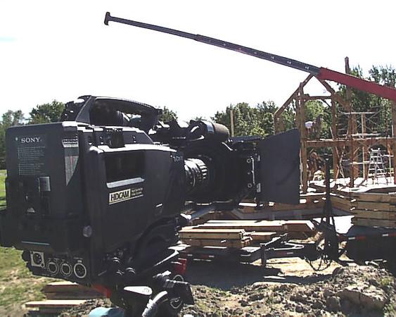 Sony HD rig we used