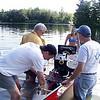 HD test 6 mile lake