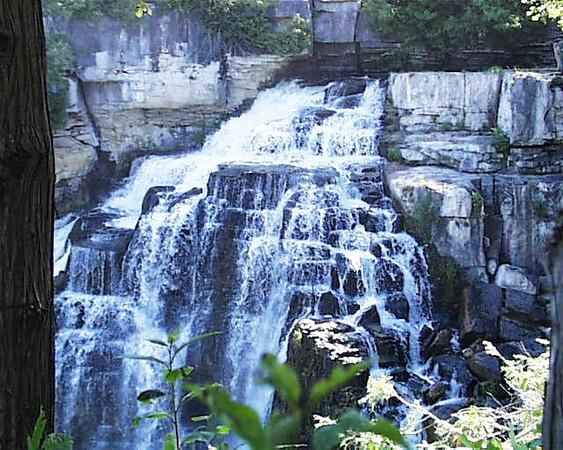 Hilton Falls revealed limits of HD