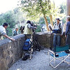 Shooting Hilton Falls in HD and IMAX for GSCA test