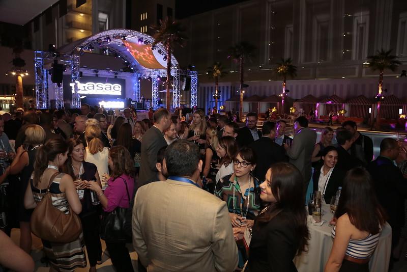 IMEX America Association Evening at Foxtail Nightclub, SLS, Las Vegas