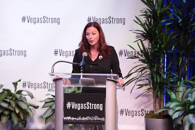 Cathy Tull, Senior Vice President of Marketing, LVCVA