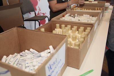 Making Clean the World Hygiene Kits