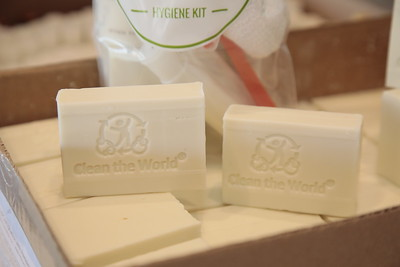 Clean the World Hygiene Kits