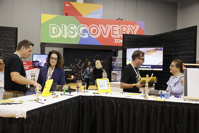 Discovery Zone at IMEX