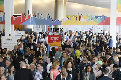 IMEX America 2019 Opens for Business