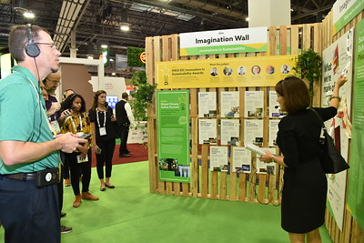 Take a sustainability safari of IMEX America