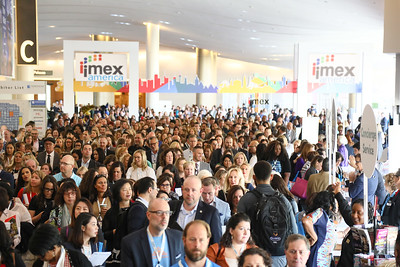 Opening Morning of IMEX America