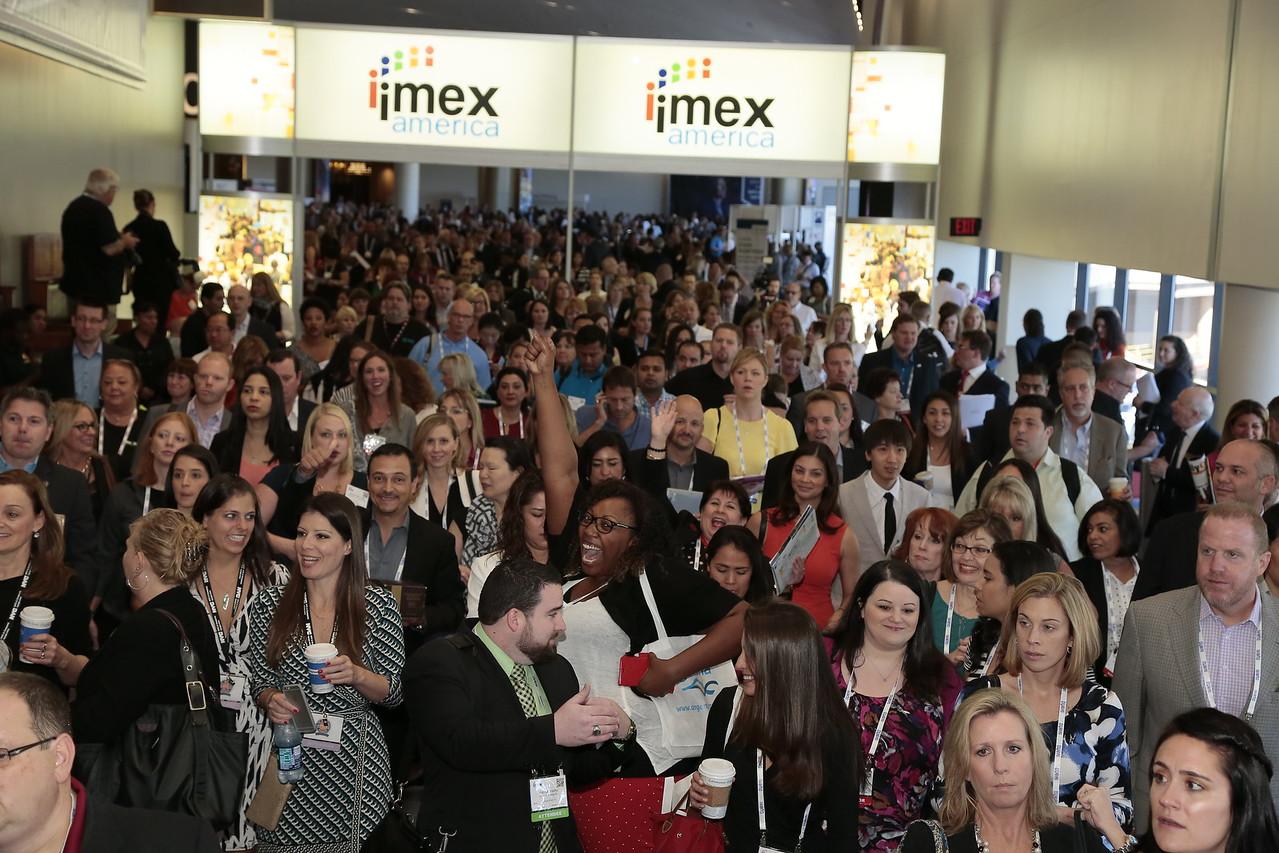 IMEX America Opens Its Doors