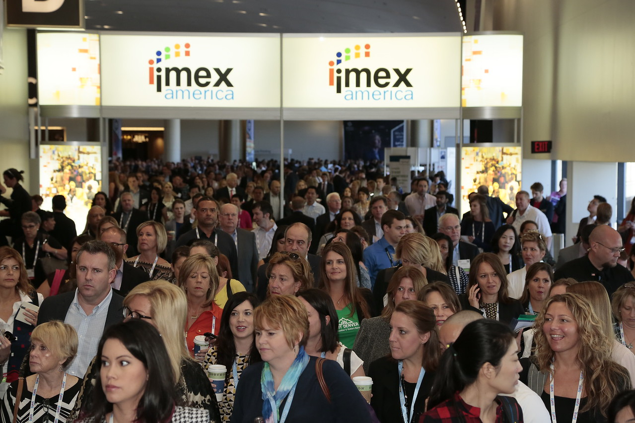 IMEX America Opens for Business