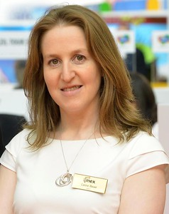 Carina Bauer, CEO of IMEX Group