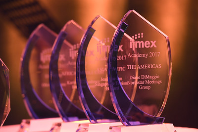Shiny Academy Awards at the IMEX Gala Dinner