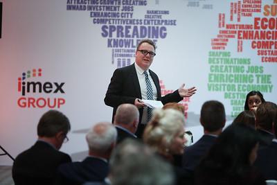 Greg Clark at the Politicians Forum