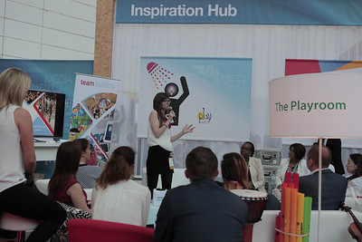 Education at the Inspiration Hub