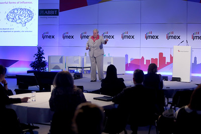 Purposeful Meetings Keynote at IMEX