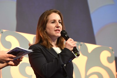 Carina Bauer, CEO, IMEX Group, She Means Business, EduMonday