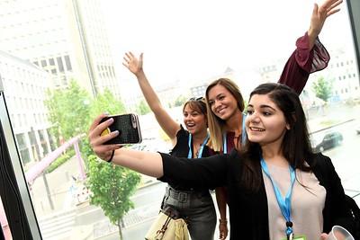 Selfies at EduMonday