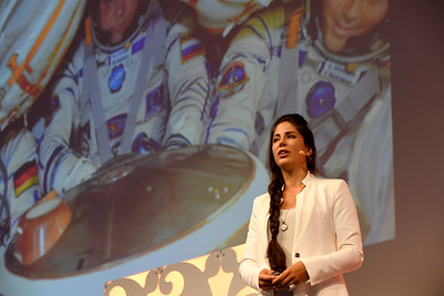 Laura Winterling, CEO Space Time Concepts & European Astronaut Centre
