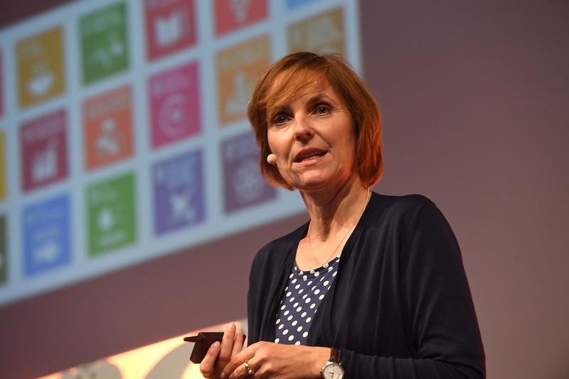 Susanne Labonde, Director, Global Employer Branding, SAP, She Means Business