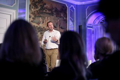 Gerd de Bruycker, Marketing Director, Northern Europe, Cisco Systems, Exclusively Corporate