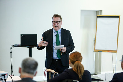 Greg Clark, City Workshop, IMEX Policy Forum