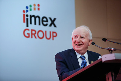 Ray Bloom, Chairman, IMEX Group