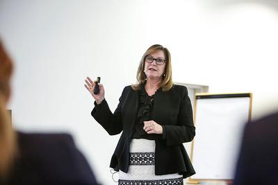 Lyn Lewis-Smith, CEO, BESydney, IMEX Policy Forum, City Workshop