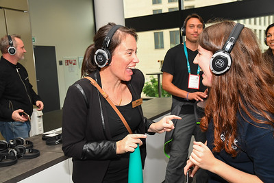 Silent Disco at EduMonday