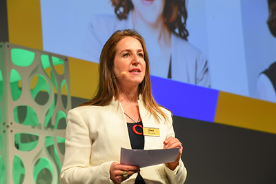 Carina Bauer, CEO IMEX Group
