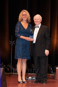 Academy Award for Special Services, Amy Spatrisano, for her services to the 'greening' of the meetings industry