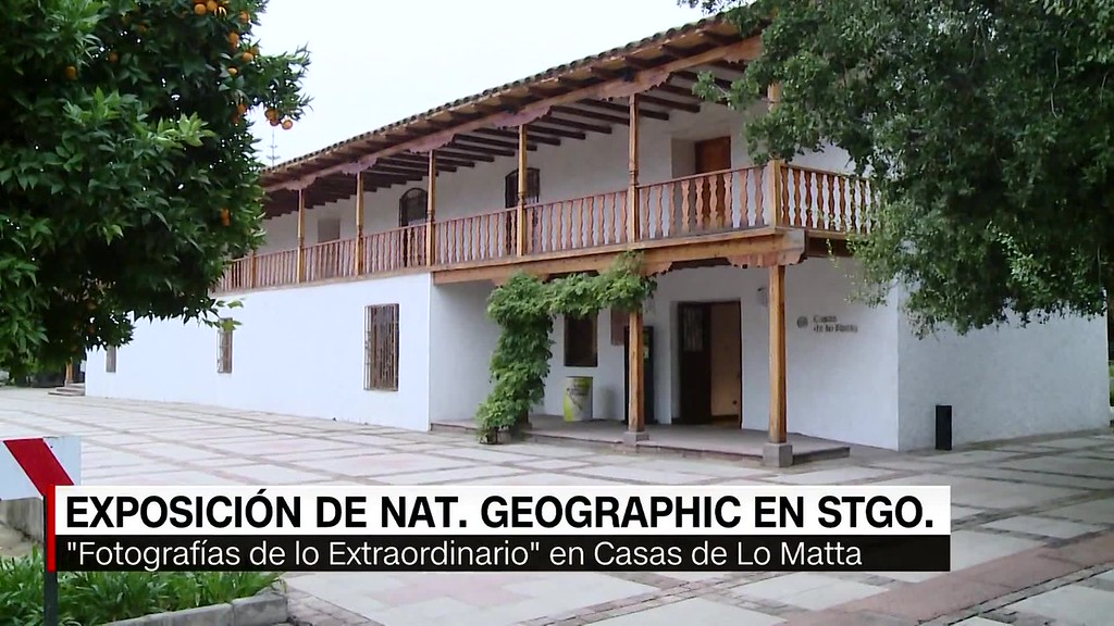 La exposición de National Geographic en Santiago
