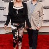 Cindi Lauper and guest at the Barnstable-Brown Gala. May 4, 2012.