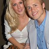 Heidi Montag and Spencer Pratt from the reality TV series The Hills at a private Kentucky Derby Eve Party at RAW. May 4, 2008.