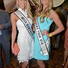 Miss KY USA Allie Leggett and Miss KY USA Teen Gracie Sapp.