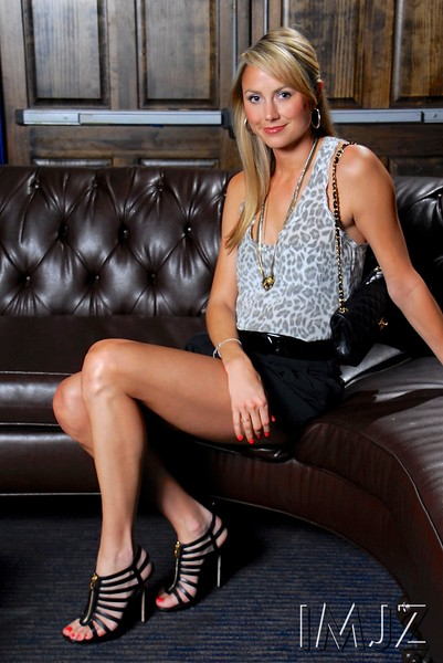 Stacy Keibler, actress, dancer and model, former cheerleader and retired professional wrestler, in Louisville, KY July 24, 2010.