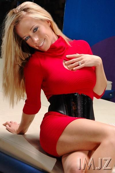 "Playboy's Kendra Wilkinson from E!'s ""The Girls Next Door"" in Louisville, KY, July 7, 2013."