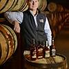 Master Distiller Denny Potter of Heaven Hill Brands, December 9, 2014. Louisville, KY.