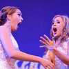 Claire Butler, left, is named the First Runner-Up leaving Ramsey Carpenter, right, to be crowned the 2014 Miss KY during the pageant at the Singletary Center for the Arts in Lexington Saturday night. June 12, 2014.
