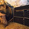 Goatskin Bota.  Bodegas Lecea, San Ascencio, La Rioja