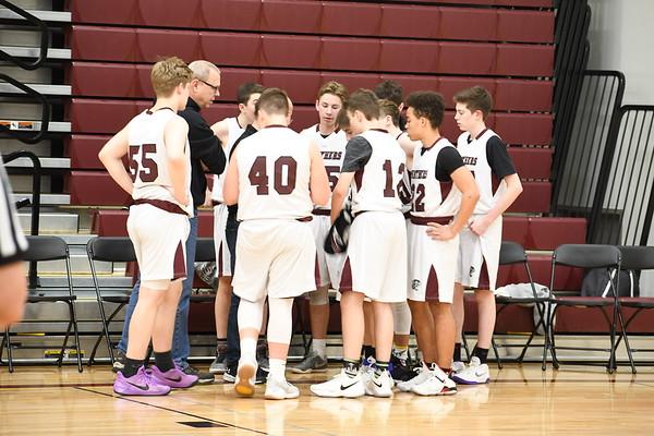 IMS Varsity Basketball 2018