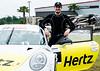 #13 David Ostella readies for Race 1 at NOLA