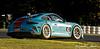 #43 Porsche GT3 at Turn 3
